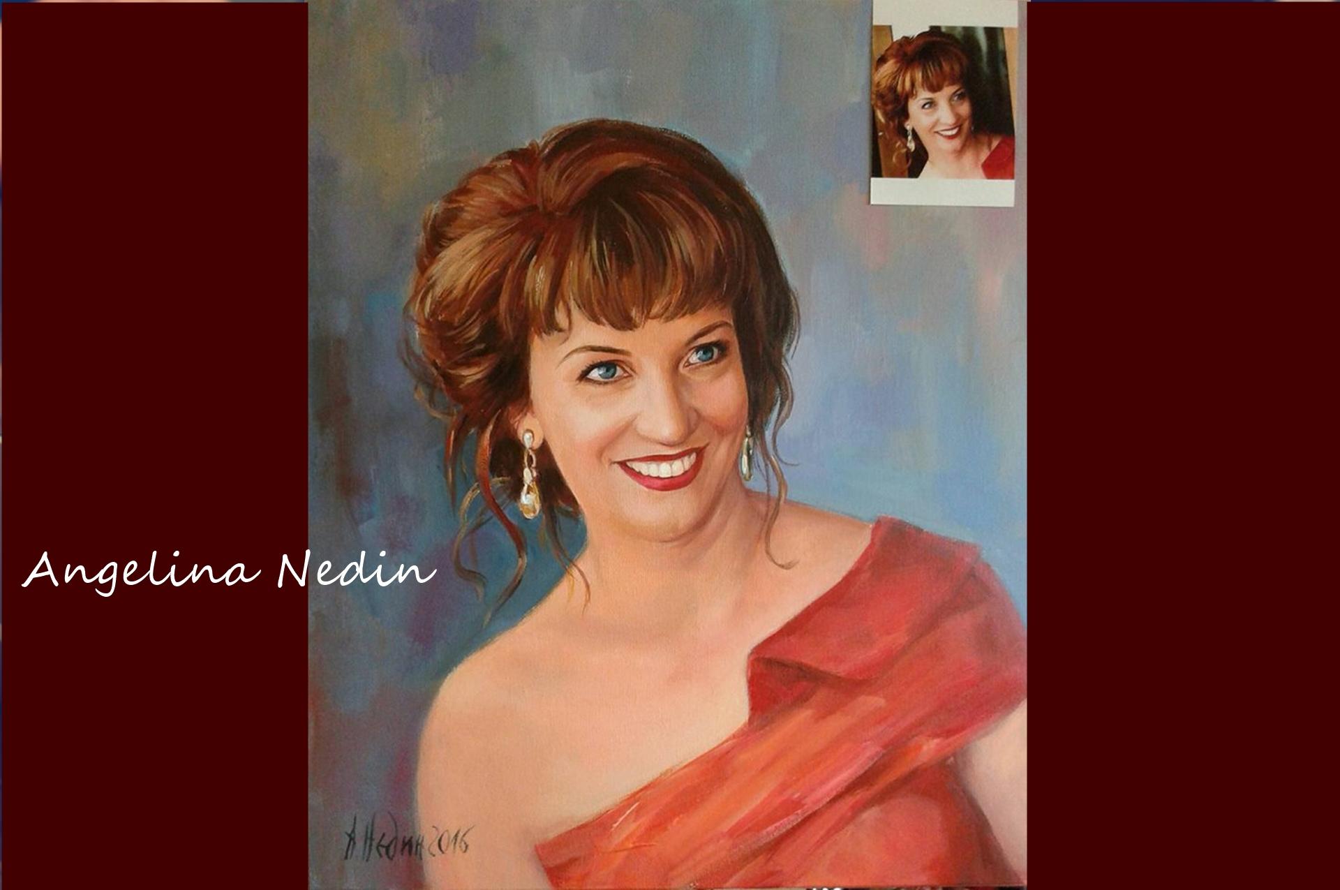 Рисуване на Портрет по Снимка