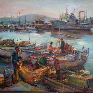 """""""Рибарски Лодки"""" Ангелина Недин"""