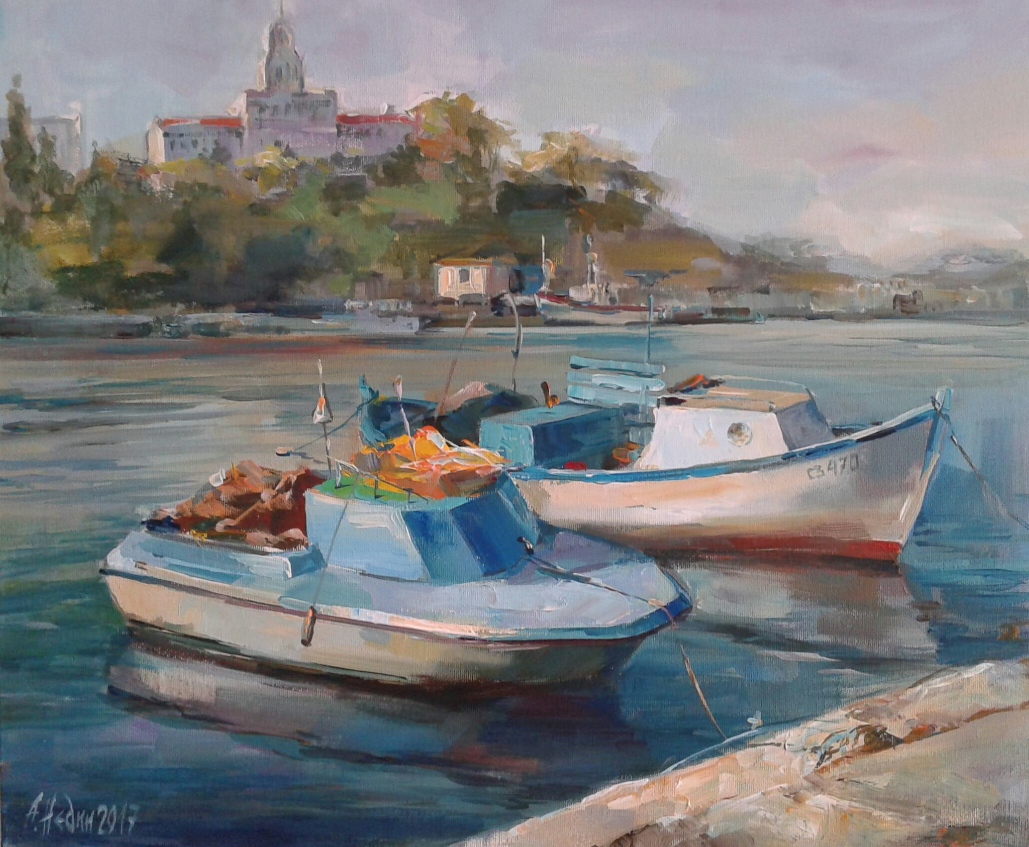 Angelina Nedin-Sozopol-Sea School