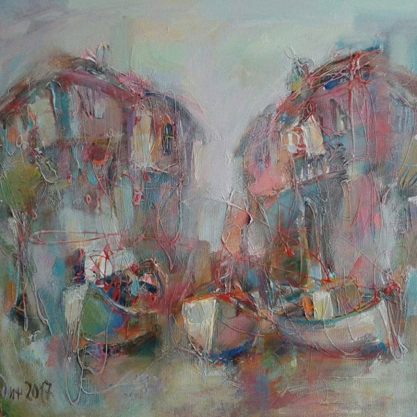 Angelina Nedin -Memory-Canvas