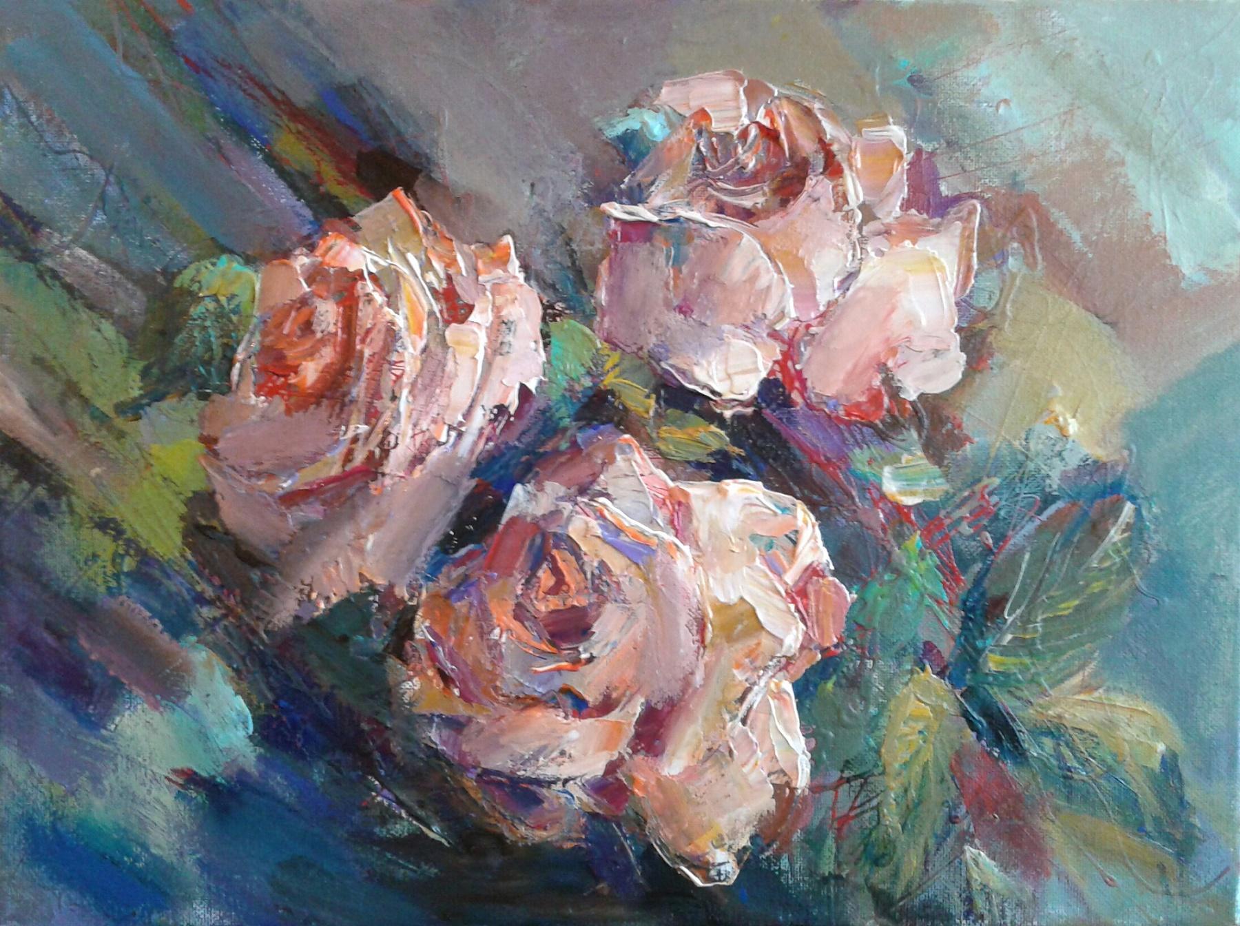 Angelina Nedin Roses