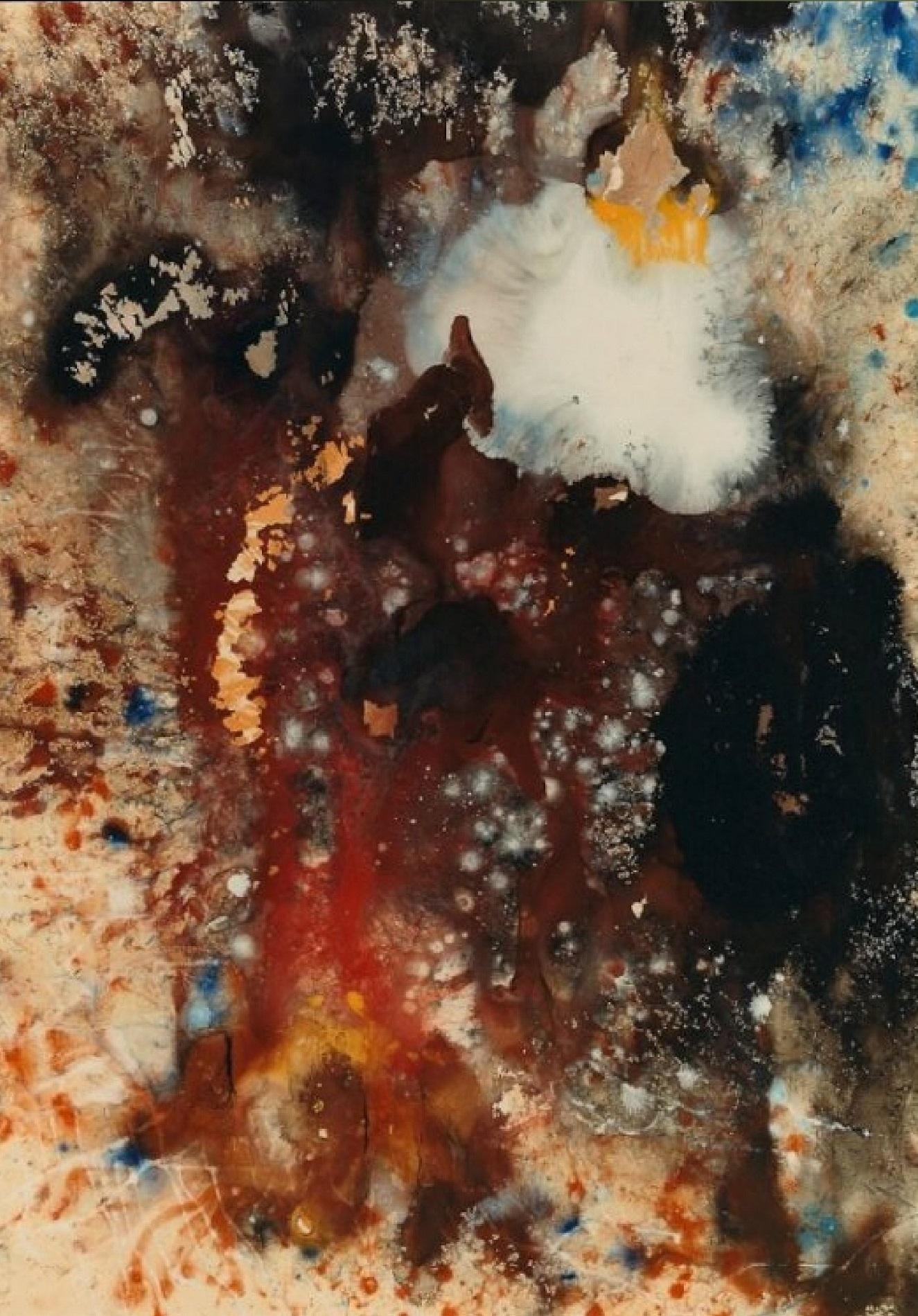 """Insomnia"" Rumyanka Bozhkova Painting"