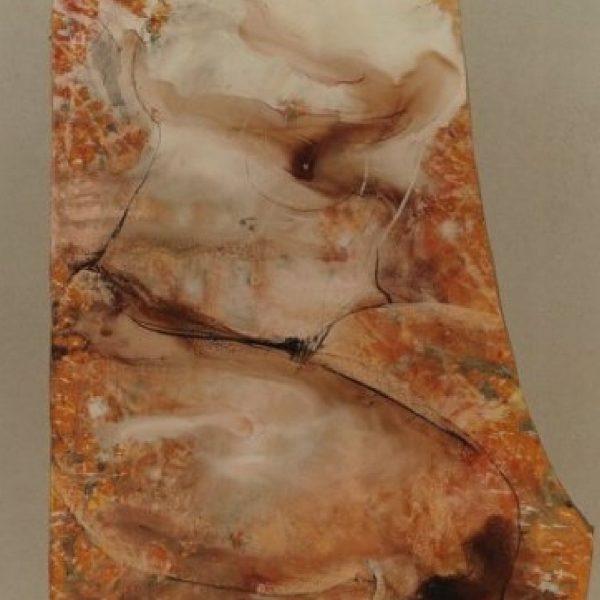 """""""The Air of Time """" Rumyanka Bozhkova Nude Painting"""