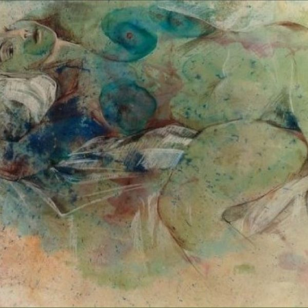 Dream Nude Painting Rumyanka Bozhkova