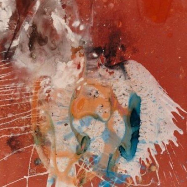 """""""Bird with White Wing"""" Rumyanka Bozhkova Painting"""