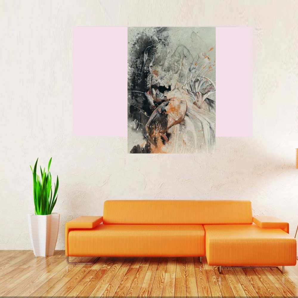 """Bouquet"" Rumyanka Bozhkova Nude Painting"