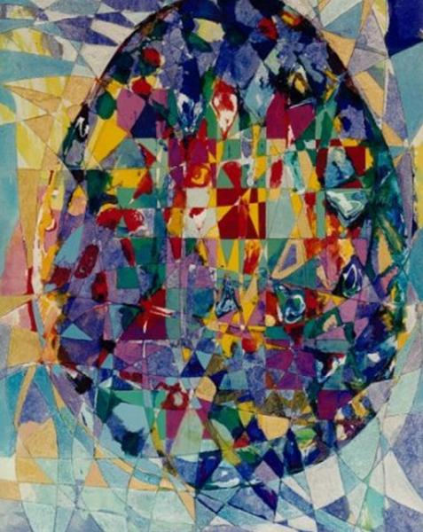 """""""Easter"""" Thematic Painting Rumyanka Bozhkova"""