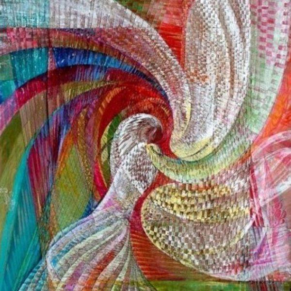 """""""Ecstasy"""" Rumyanka Bozhkova Painting"""