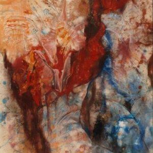 """Flowers"" Rumyanka Bozhkova Nude Painting"