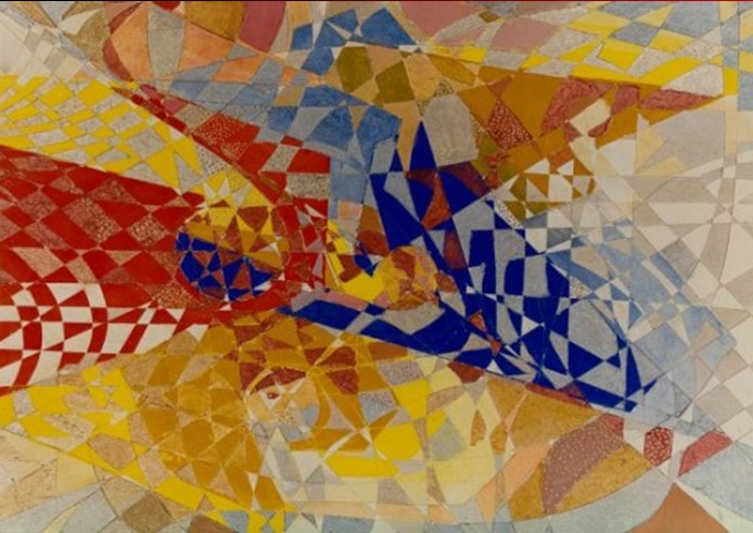"""""""Passo Doble"""" Rumyanka Bozhkova Thematic Painting"""