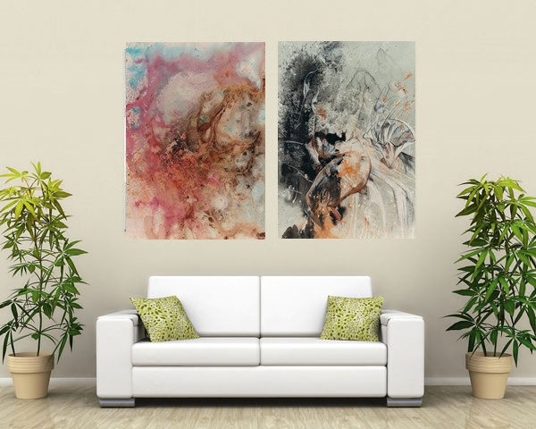 """Sea Miracles"" Rumyanka Bozhkova Painting"