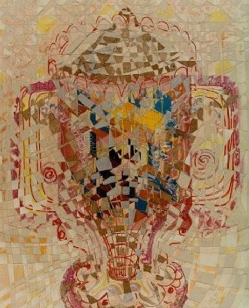 """Sugar Cane"" Naturmort Painting Rumyanka Bozhkova"