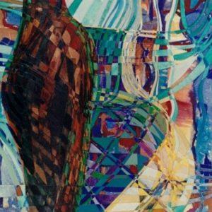 """Vain Vase"" Naturmort Painting Rumyanka Bozhkova"