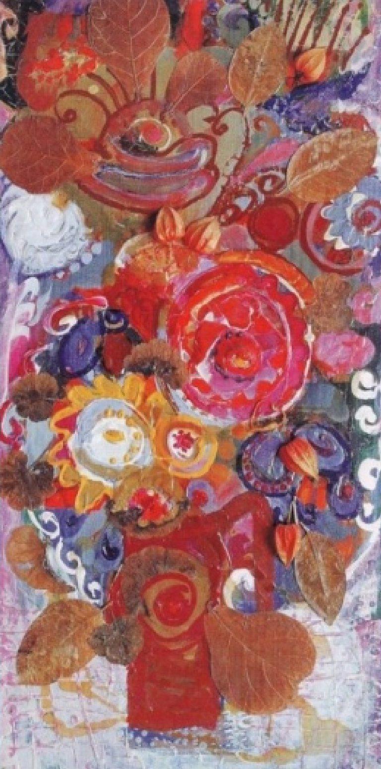 Alla Franga light Panel Painting Rumyanka Bozhkova
