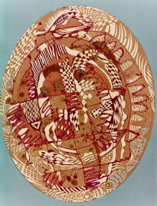 """""""Easter"""" Painting Rumyanka Bozhkova"""