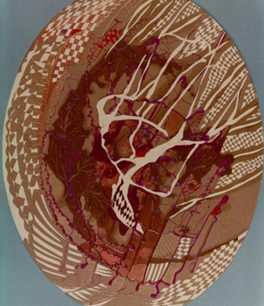 """""""The Ginseng Root"""" Painting Rumyanka Bozhkova"""