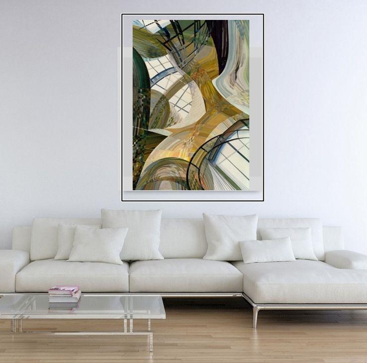 """""""Тhe Guggenheim Museum"""" Painting Rumyanka Bozhkova"""