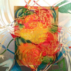 """""""Summer Time"""" Rumyanka Bozhkova Thematic Painting"""